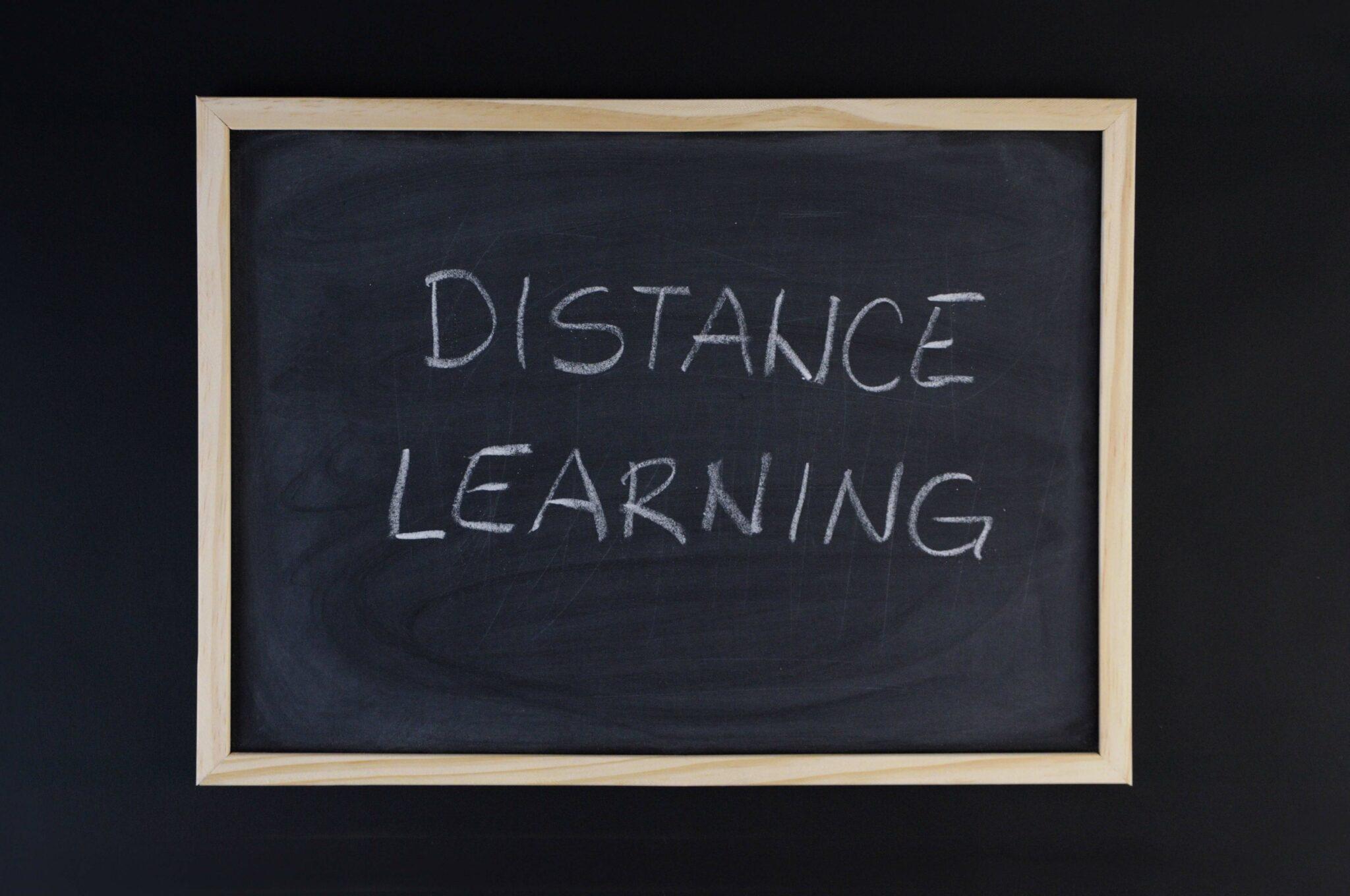 Pourquoi choisir l'enseignement à distance ?