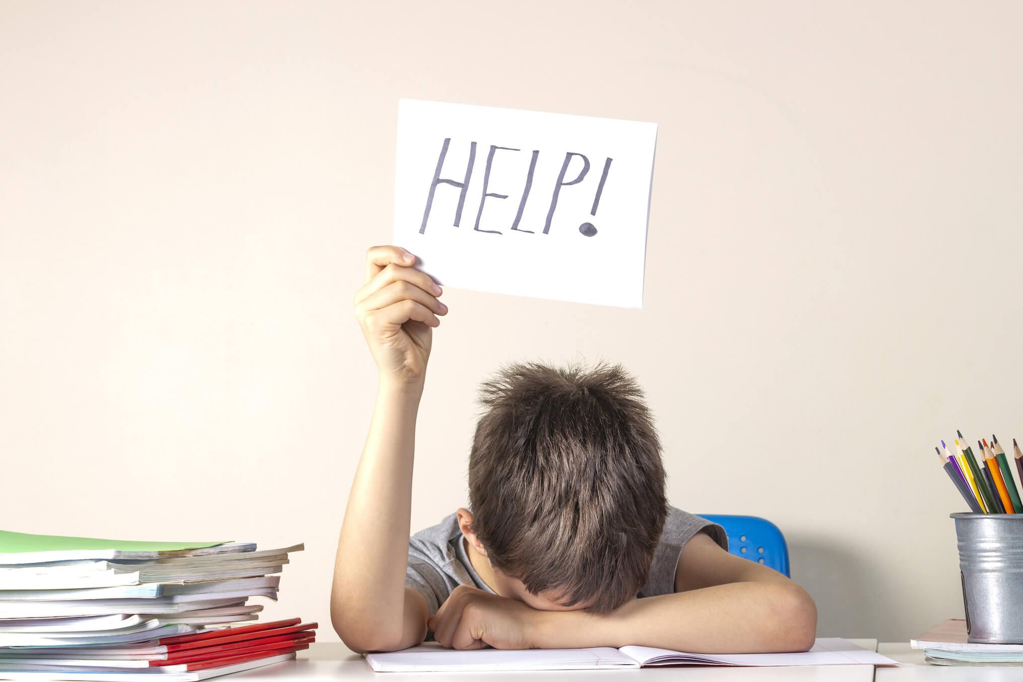 Hackschooling- 5 bénéfices du soutien scolaire