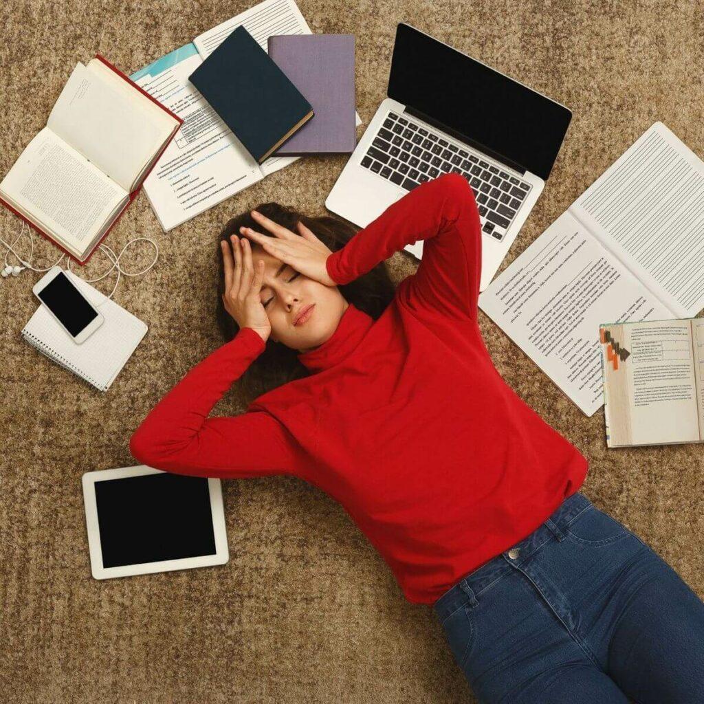 Hackschooling - D'où vient le stress _